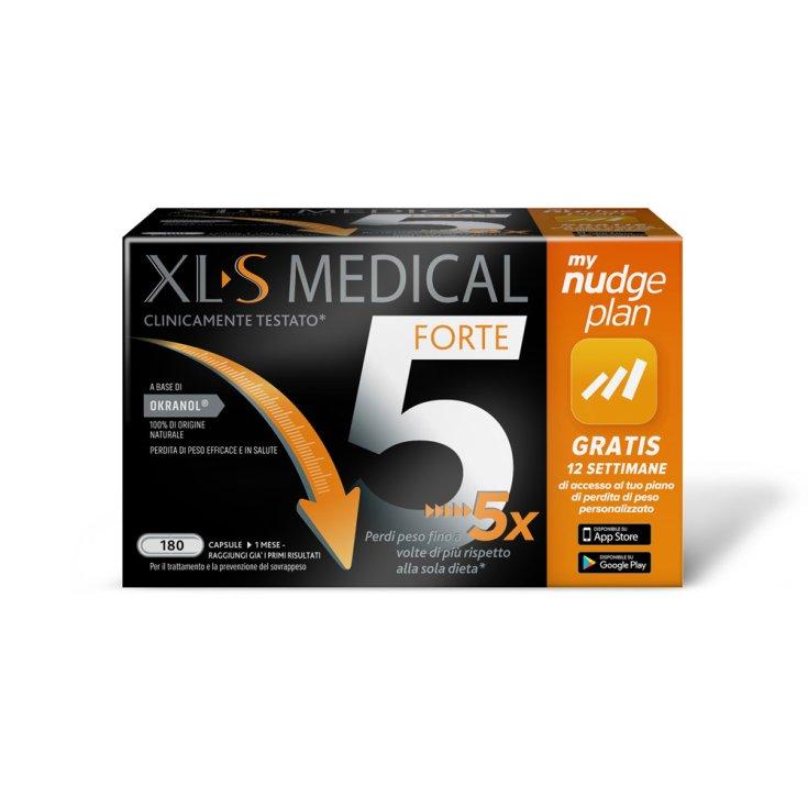 XLS Medical Forte 5 180 Capsules