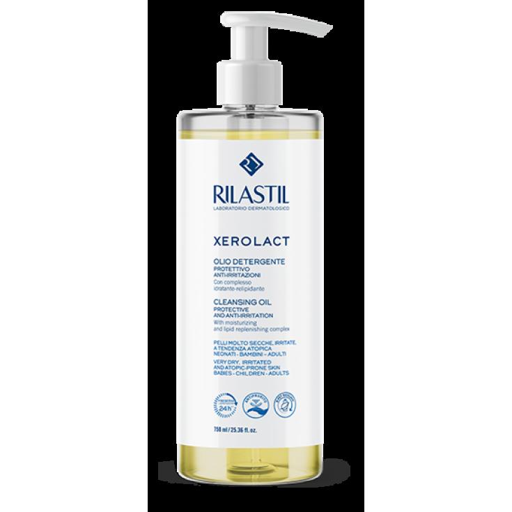 Xerolact Rilastil® Cleansing Oil 750ml