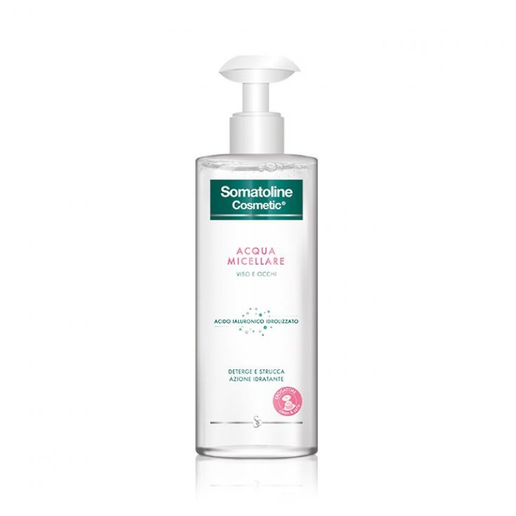 Somatoline Cosmetic® Face And Eye Micellar Water 400ml