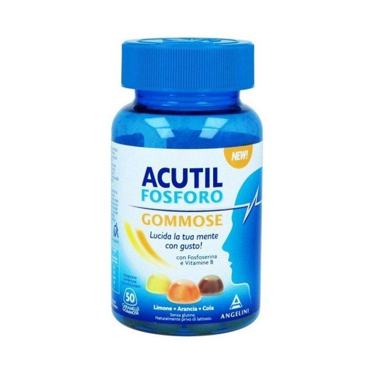 Acutil Phosphorus Angelini 50 Candies