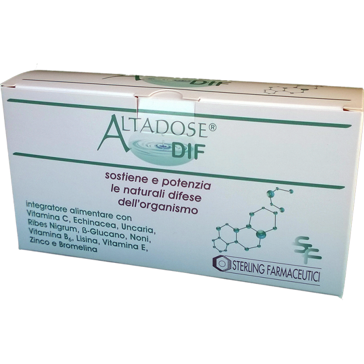 Altadose Dif Sterling Pharmaceuticals 20 Sachets