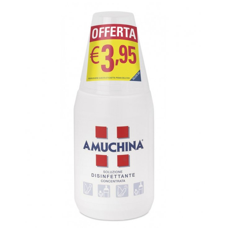 Amuchina Concentrated Solution Angelini 250ml PROMO