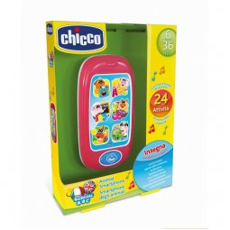 Animal Smartphone Bilingual ABC CHICCO 6-36 Months