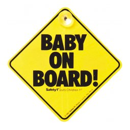Baby On Board Safety 1st 1 Piece