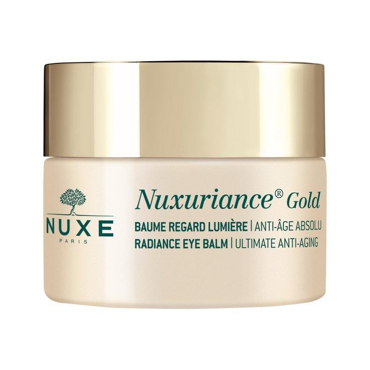 Nuxuriance Gold NUXE Eye Balm 15ml