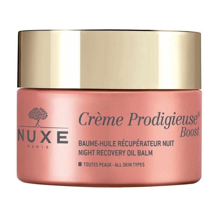Crème Prodigieuse Boost NUXE Night Repairing Oil Balm 50ml