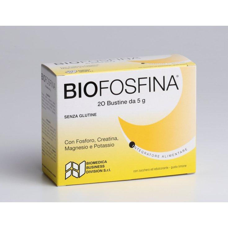 Biofosfina Biomedica 20 Sachets