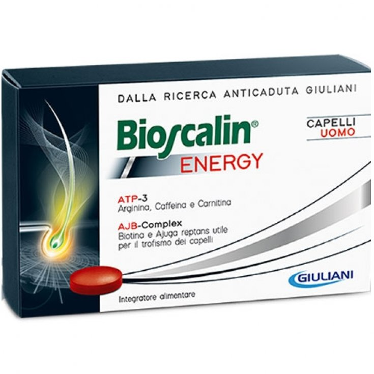 Bioscalin® Energy Giuliani 30 Tablets