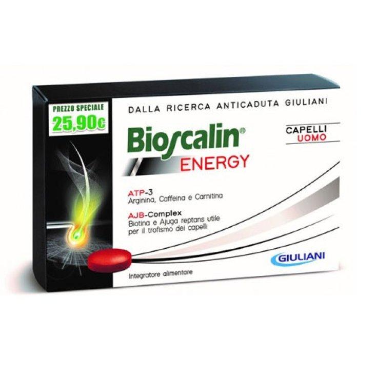 Bioscalin® Energy Giuliani 30 Tablets Special Price