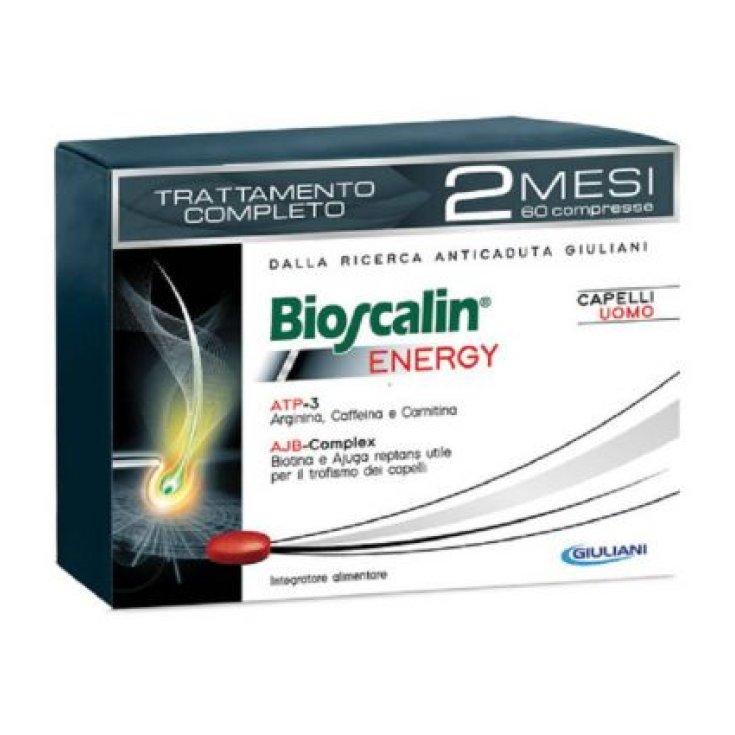 Bioscalin® Energy Giuliani 60 Tablets