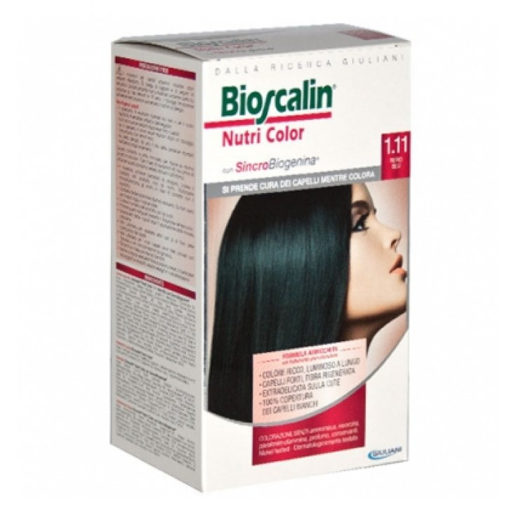 Bioscalin® Nutri Color 1.11 Giuliani Kit
