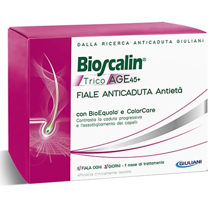 Bioscalin® TricoAge 45+ Giuliani 10 ampoules