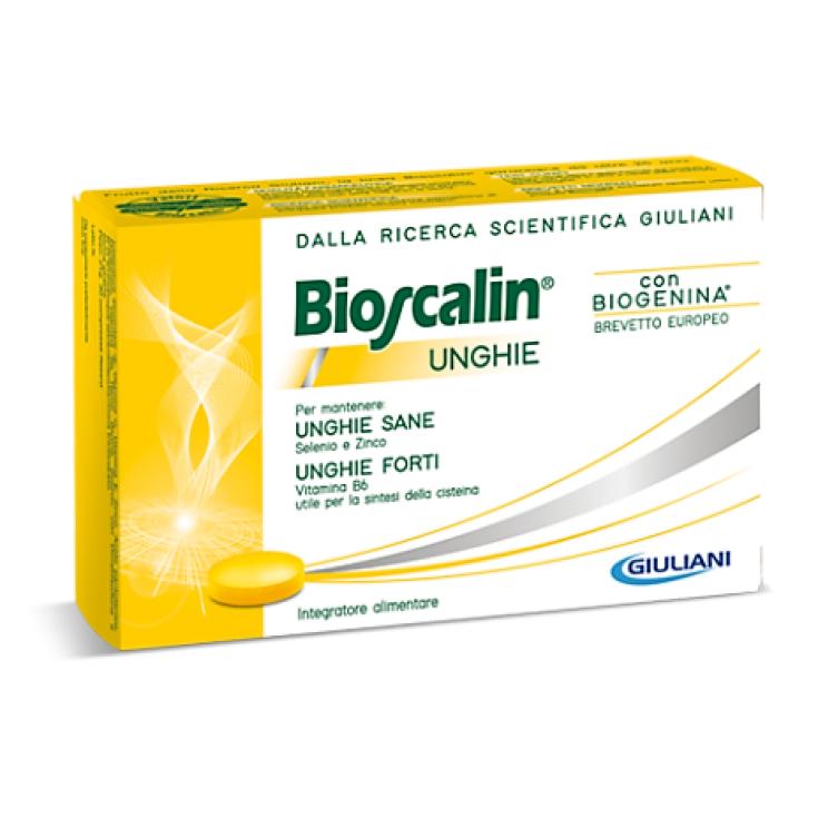 Bioscalin® Nails Giuliani 30 Tablets