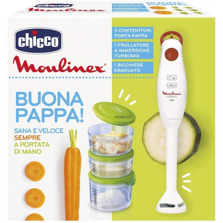 Good Pappa Moulinex CHICCO