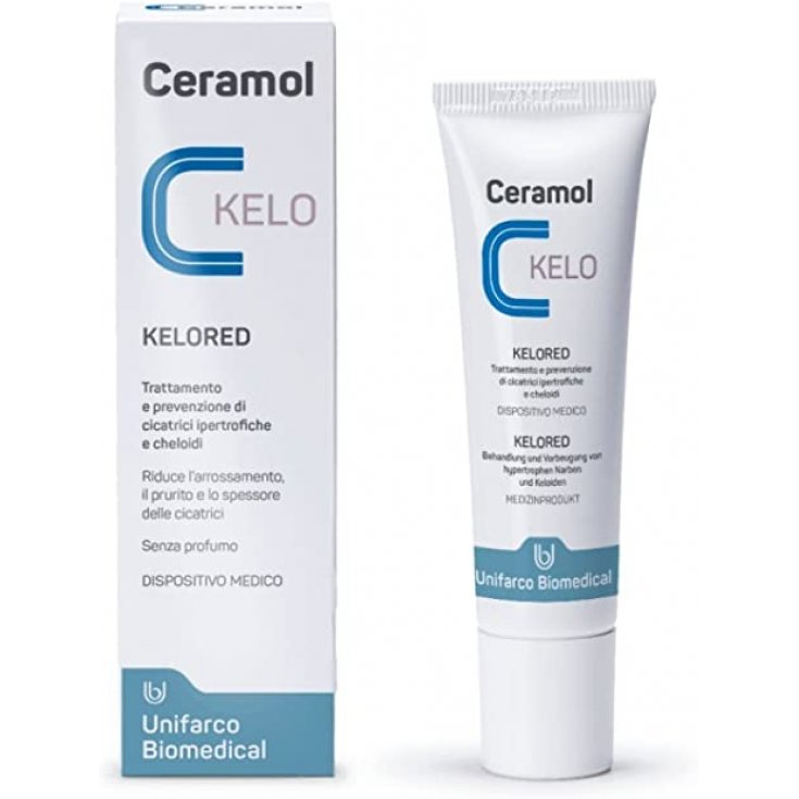 Ceramol Kelored Unifarco Biomedical 30ml