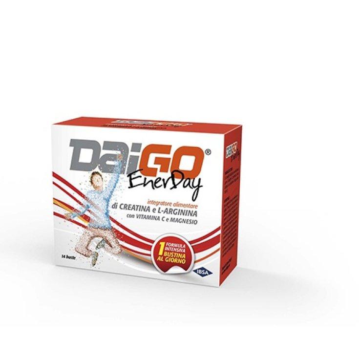 DaiGo Enerday IBSA 14 Envelopes