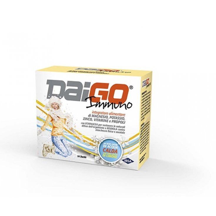 DaiGo Immuno IBSA 14 Envelopes