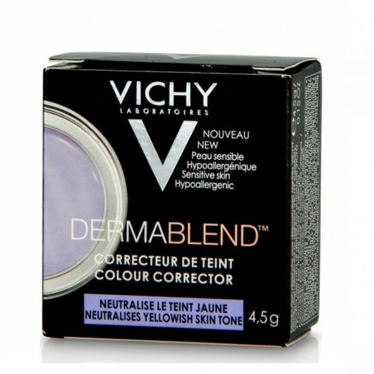 Dermablend Corrector Color Violet Vichy 4,5g