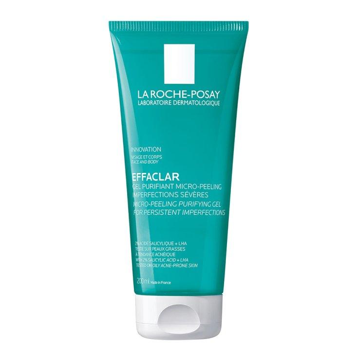 Effaclar Purifying Gel Micro-Peeling La Roche-Posay 200ml