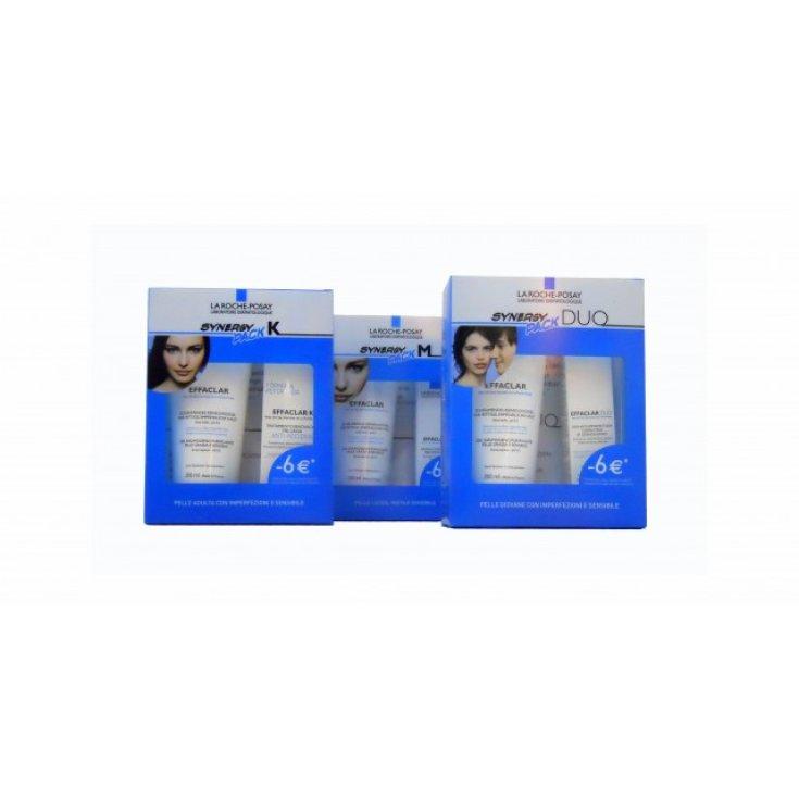 Effaclar M & Effaclar Gel La Roche Posay 1 Synergy Pack