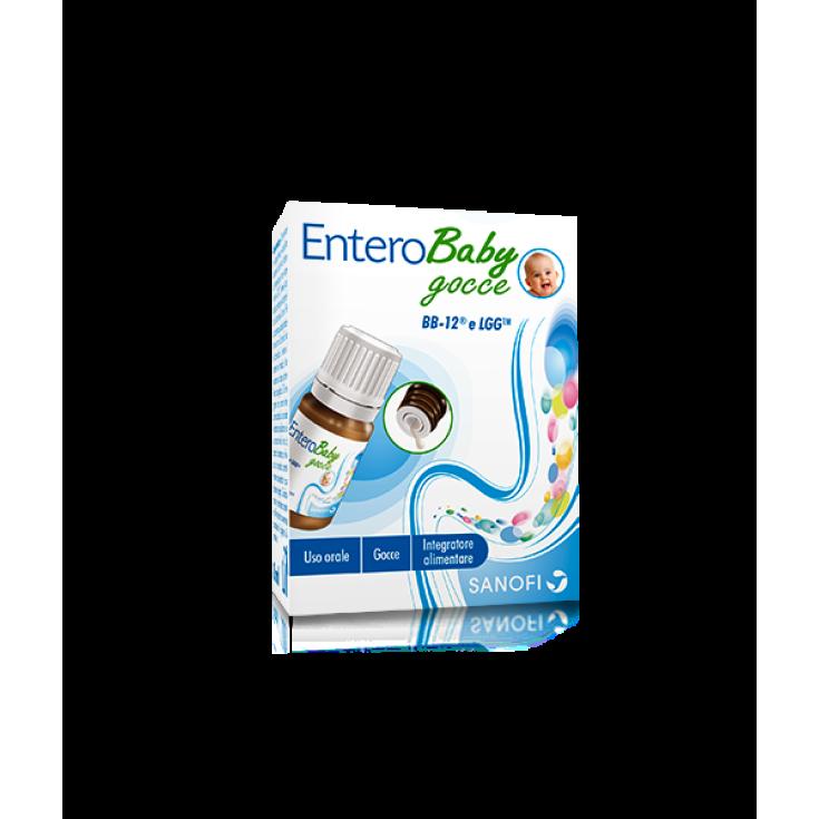 EnteroBaby Drops BB-12® LGG ™ Sanofi 8ml