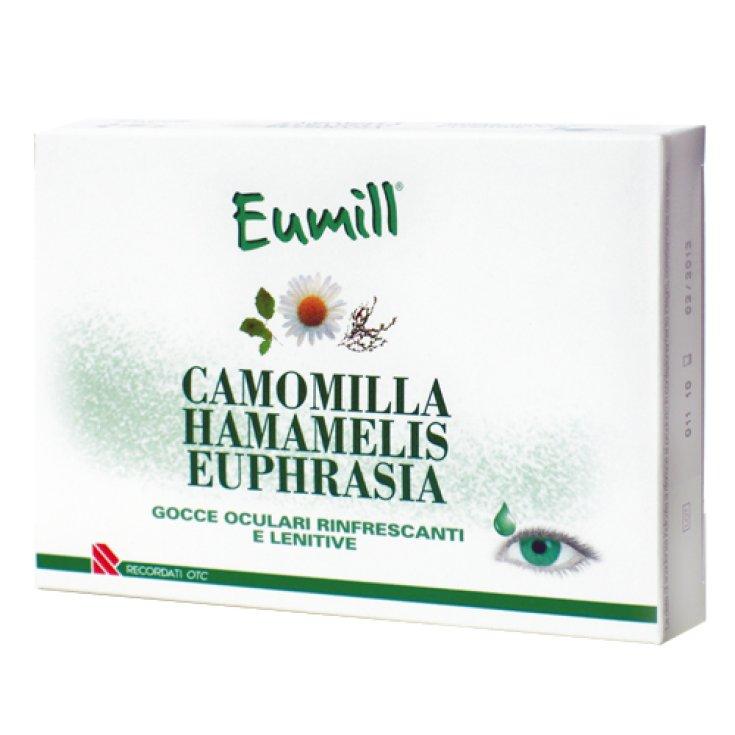 Eumill® Recordati OTC 10 Single-dose vials