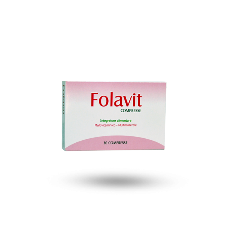 Folavit Farma Deb 30 Tablets