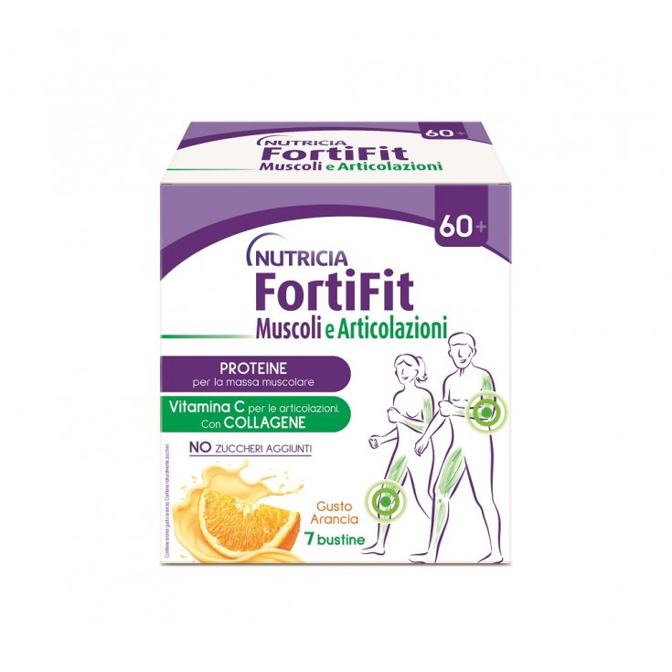 Fortifit Muscles And Joints Nutricia 7 Sachets