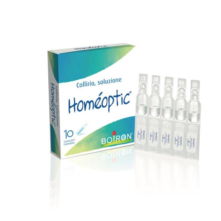 Homeoptic® Eye Drops Solution 10 Single-dose Vials
