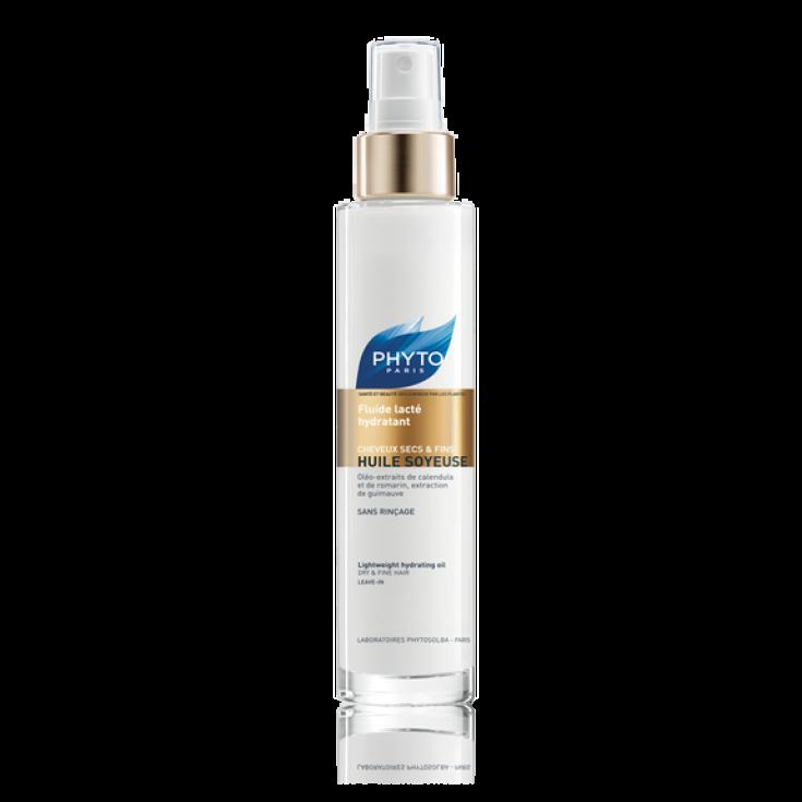 Phyto Huile Soyeuse Milky Fluid Moisturizing Dry Hair 100ml
