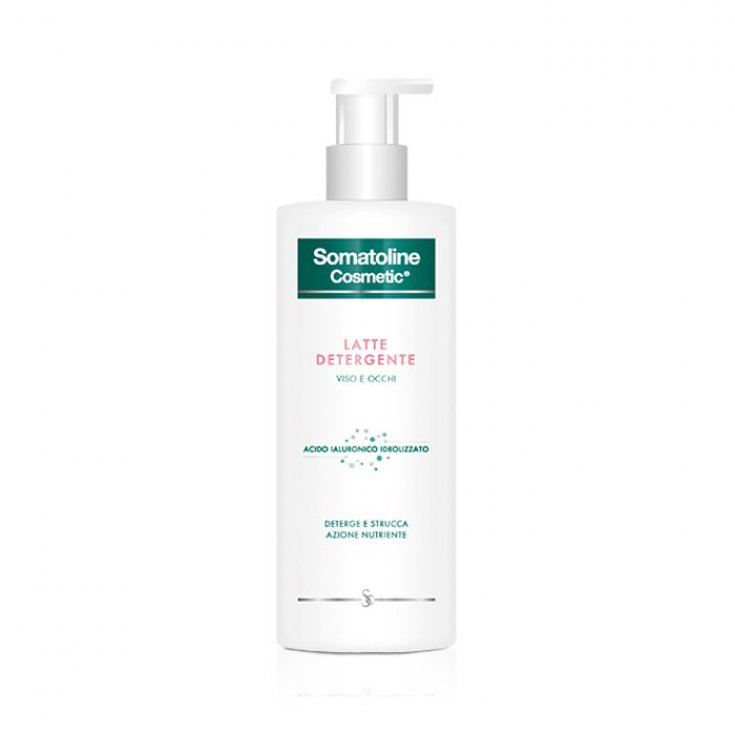 Somatoline Cosmetic® Face And Eye Cleansing Milk 400ml