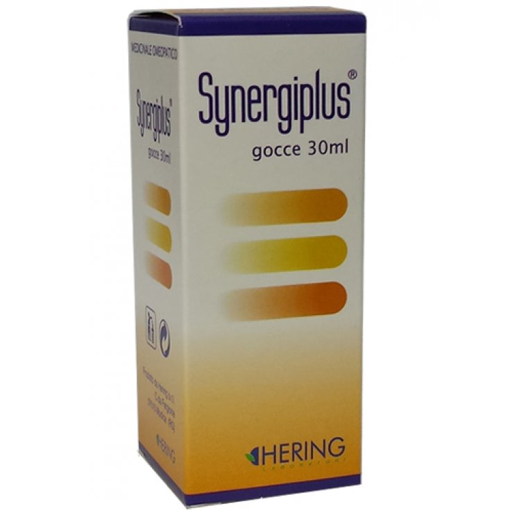 Lycoplus Synergiplus® HERING Homeopathic Drops 30ml