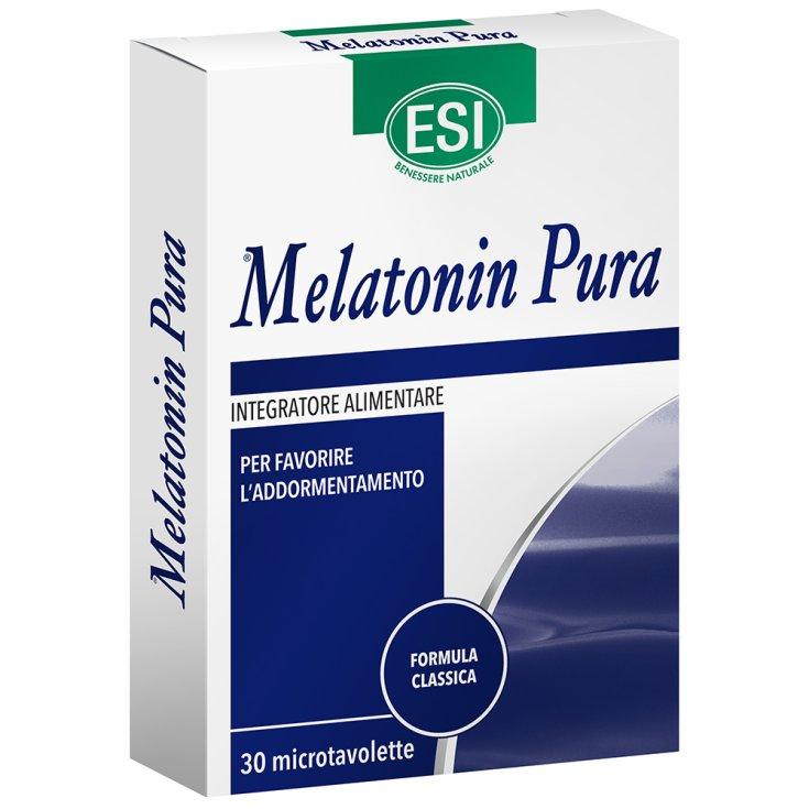 Melatonin Pura® ESI 30 Microtablets