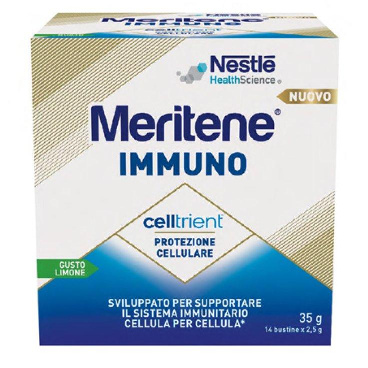 Meritene Immuno Nestlè 14 Sachets Of 2.5g