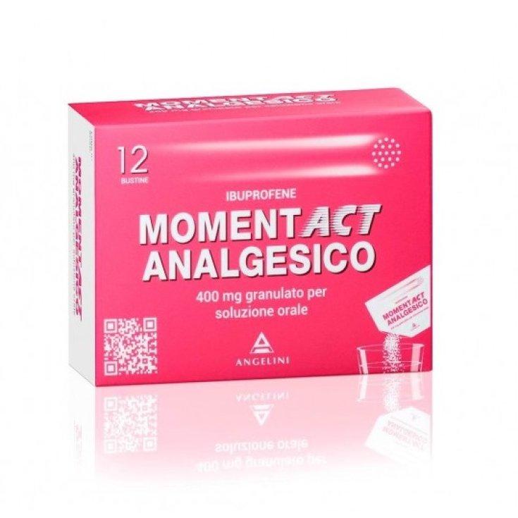 Moment ACT 400mg Angelini 12 Sachets