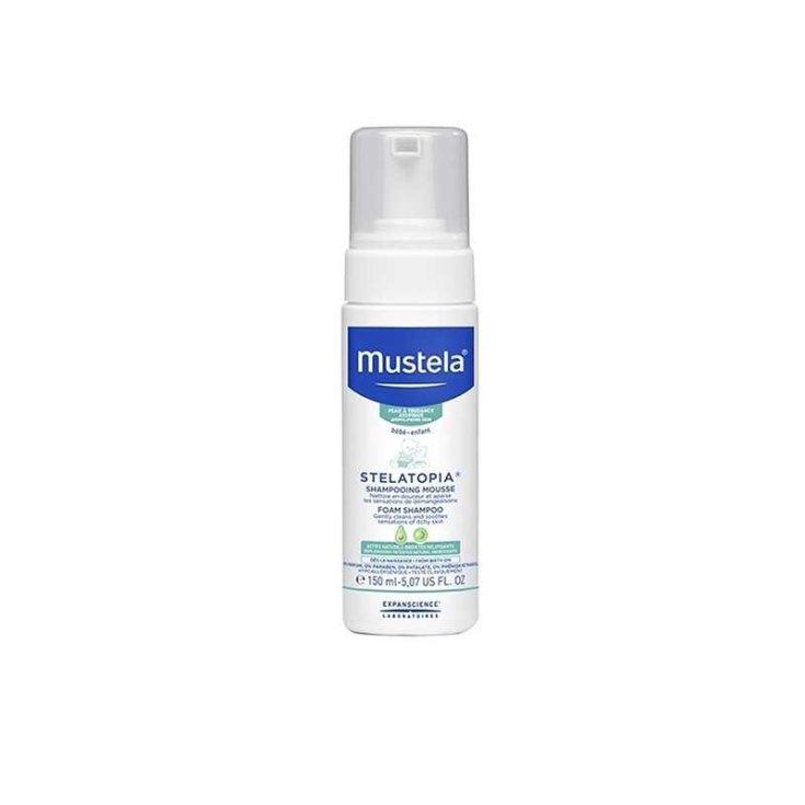 Stelatopia Mousse Shampoo Mustela® 150ml