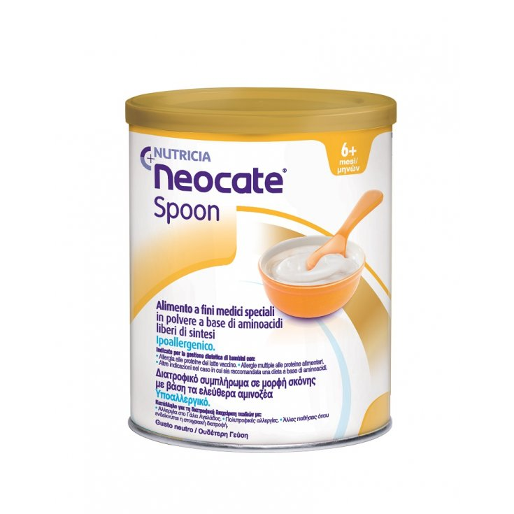 Neocate Spoon Neutral Taste Nutricia 400g