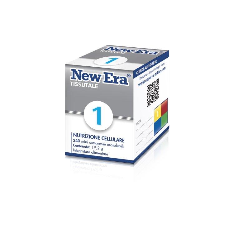 New Era 1 Calcium Fluoratum Named 240 Granules