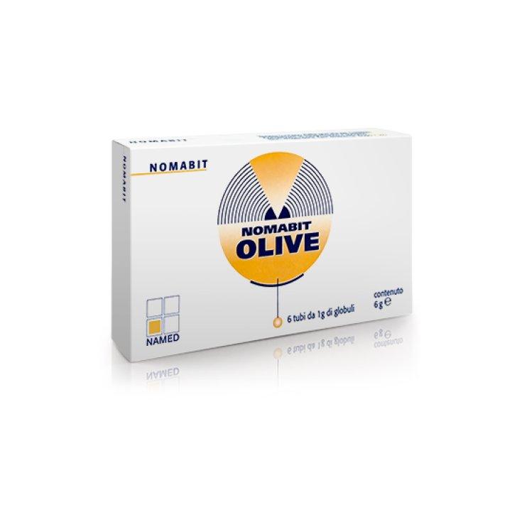 Nomabit Olive Named 6 Globules