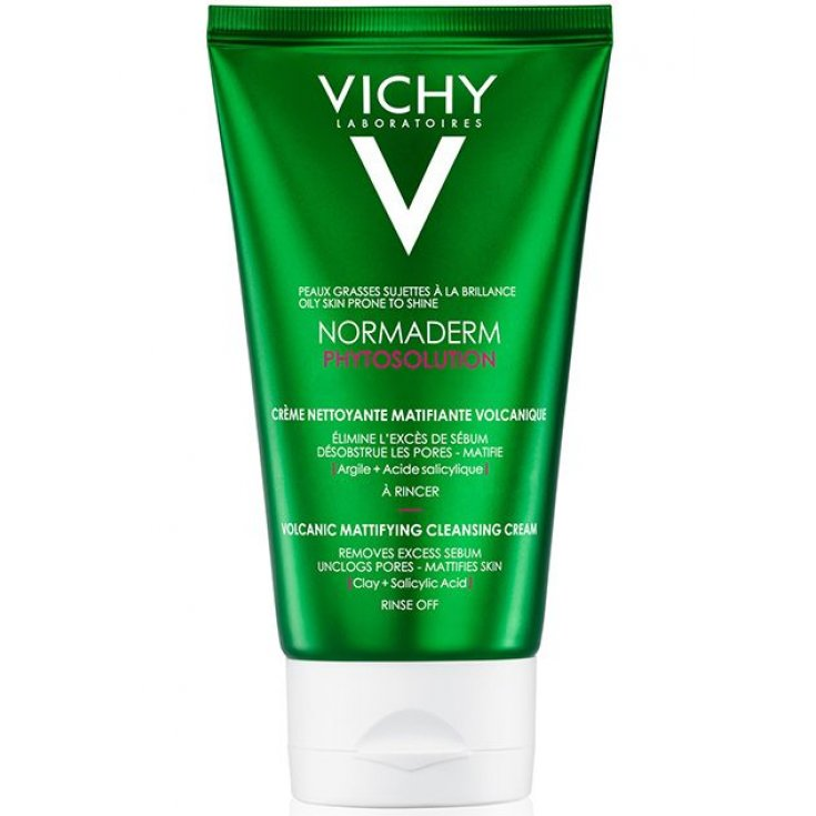 Normaderm Phytosolution With Vichy Clay 125ml