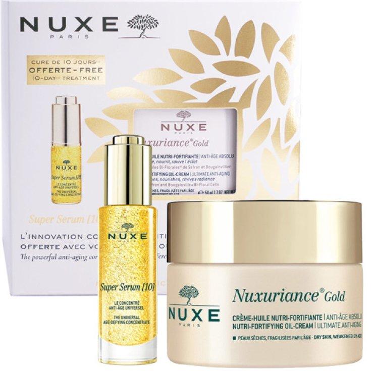 Nuxuriance® Gold NUXE Cream + Serum Set