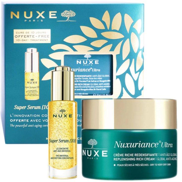 Nuxuriance® Ultra NUXE Cream + Serum Set