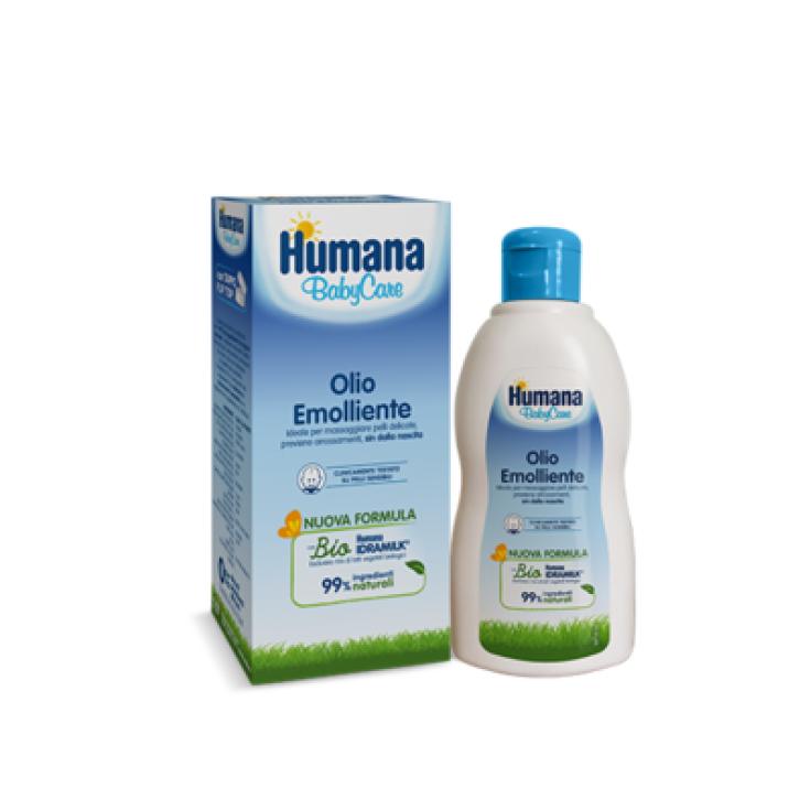 Humana BabyCare Emollient Oil 250ml