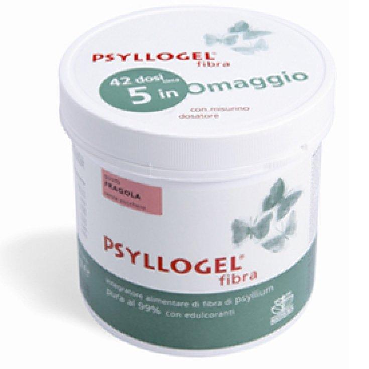 Psyllogel Fiber Supplement Strawberry 170g jar