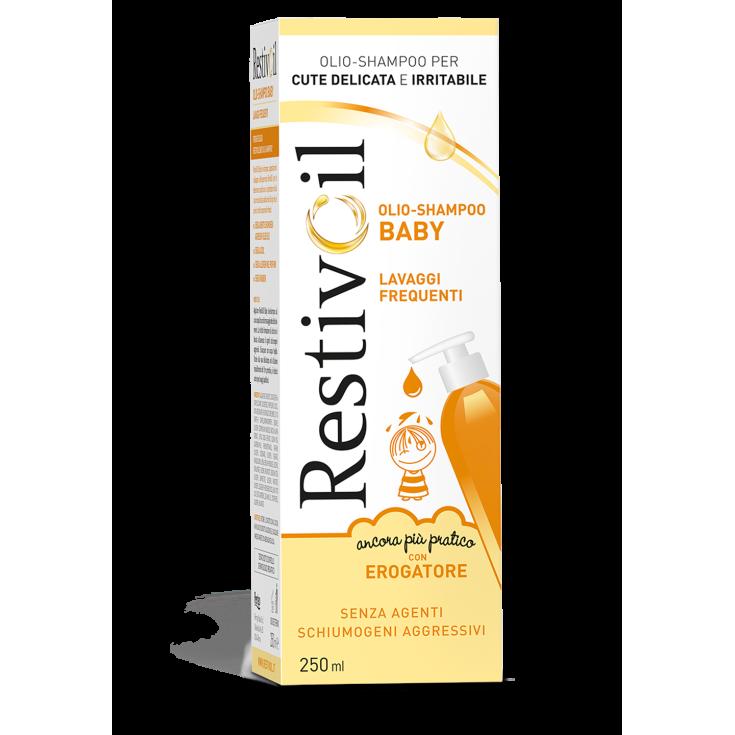 RestivOil Baby Oil Shampoo 250ml