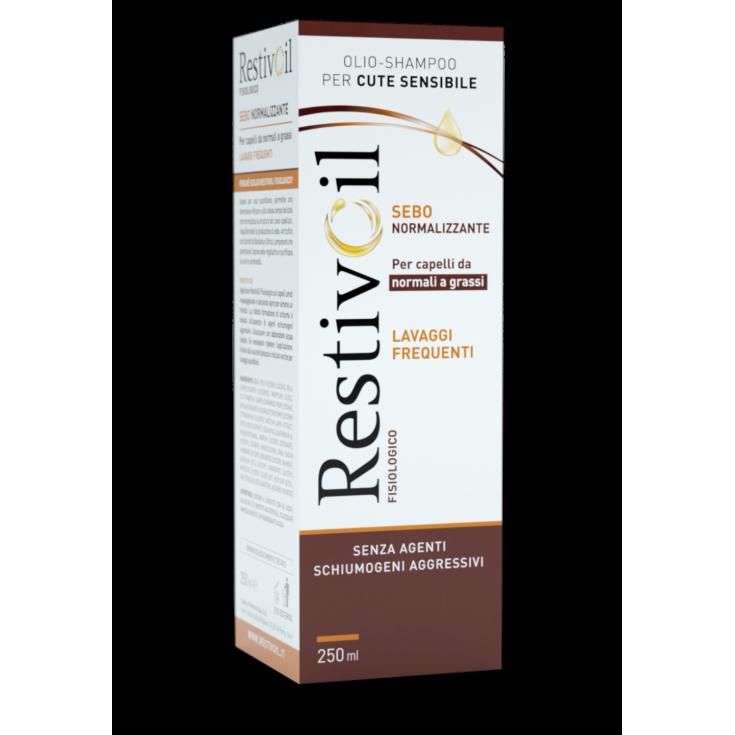 RestivOil Physiological Sebum Normalizing Shampoo 250ml