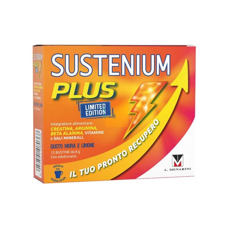 Sustenium Plus Limited Edition Menarini 12 Sachets
