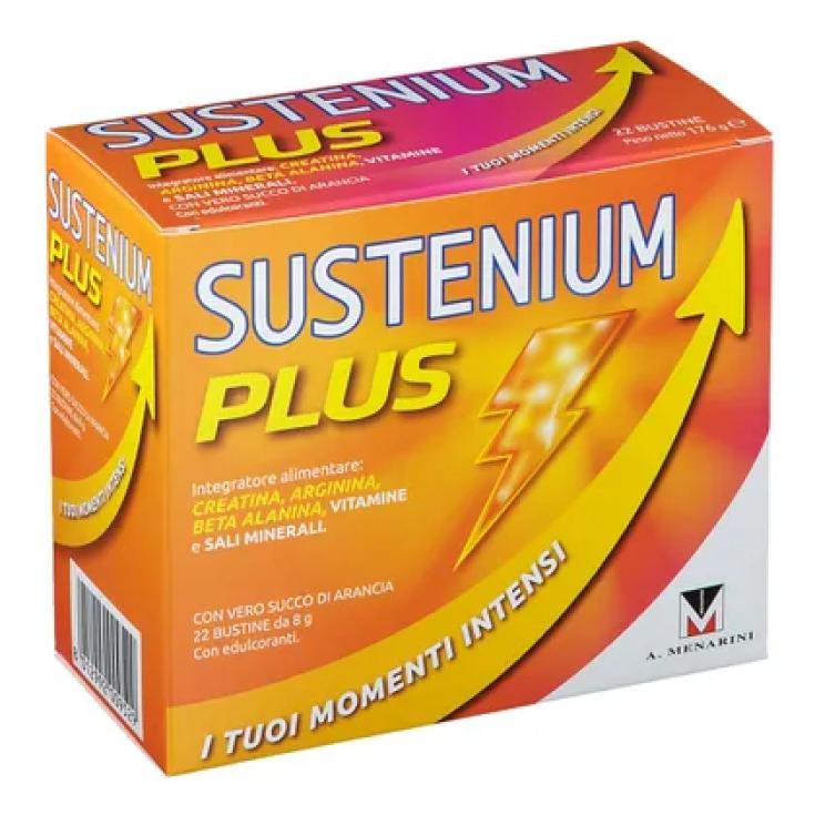 Sustenium Plus Menarini 22 Sachets