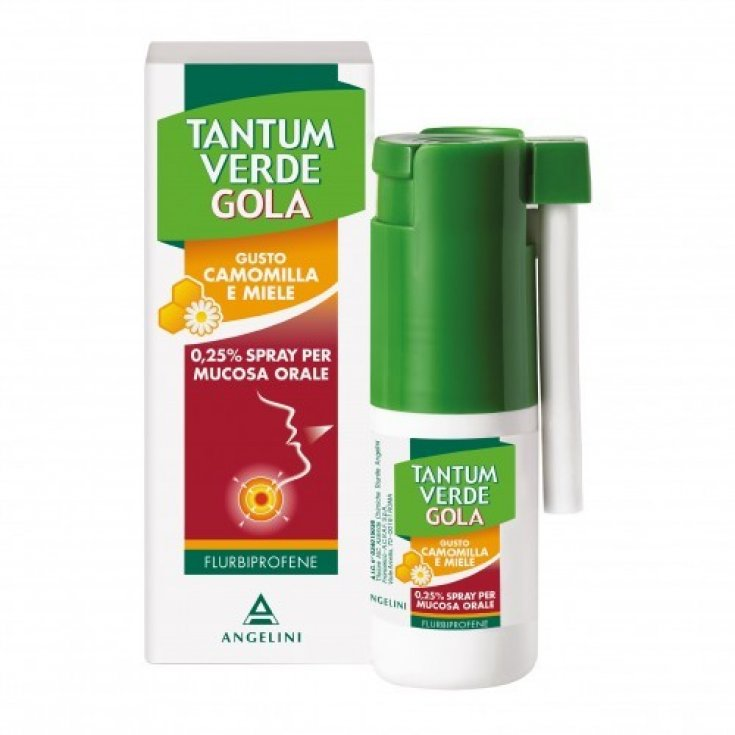 Tantum Verde Gola Angelini 15ml