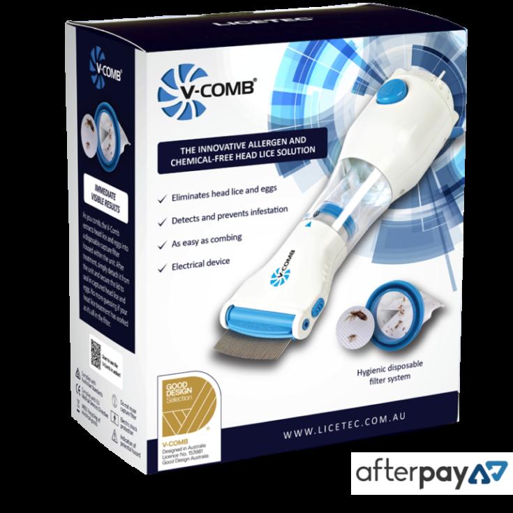 V-Comb Licetec Kit